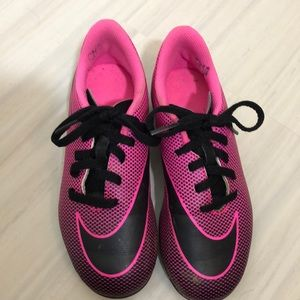 Adidas Girls Soccer Shoes